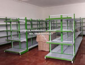 Distributor Rak Mini Market Cilegon